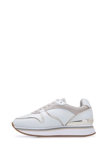 Emporio Armani  Ayakkabı Kadın Ayakkabı S X3X046 Xm063 R546 Beyaz